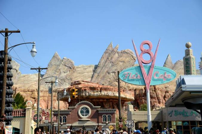 Cars land day