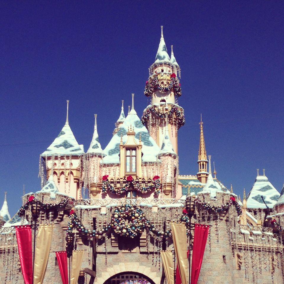 Christmas Decorations For Disneyland: The Most Wonderful Time Of Year At The Happiest Place On
