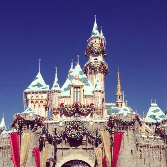 Disneyland Christmal
