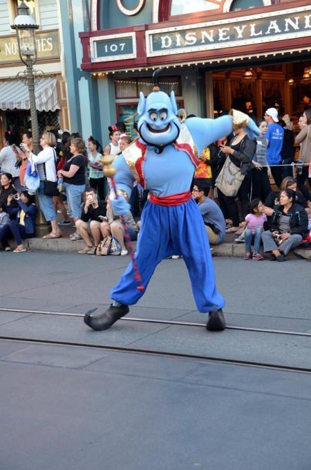Genie parade
