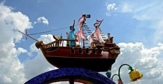 Peter pan parade