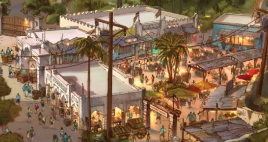 Via Disney Parks Blog