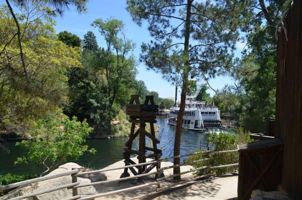Boat from TSI