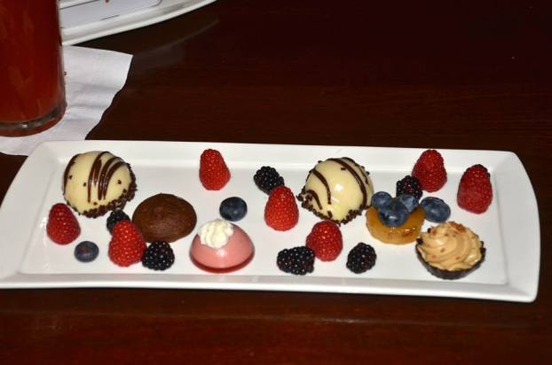 Boma desserts