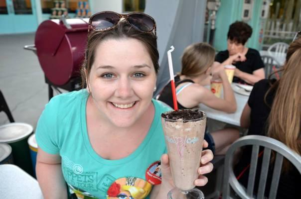 Melissa milkshake