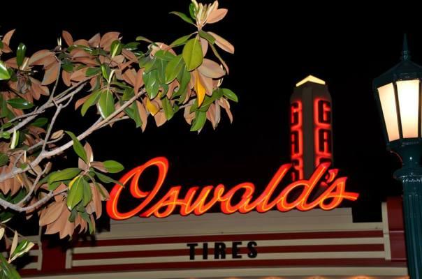 Oswalds's