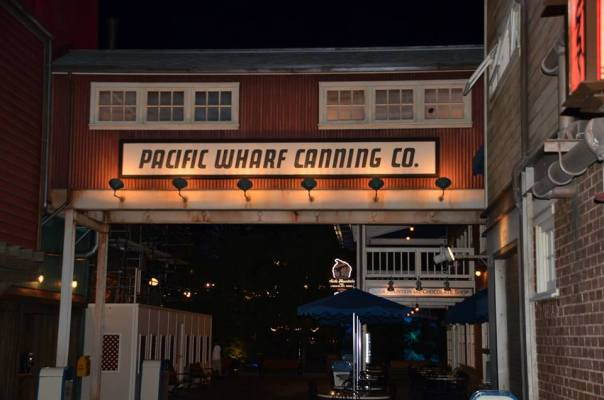 Pacific Wharf Canning