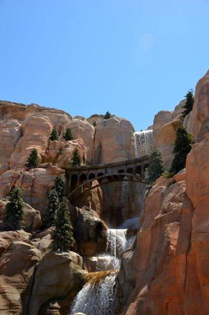 RSR Waterfall