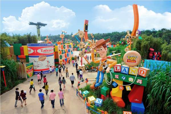 Toy Story Playland