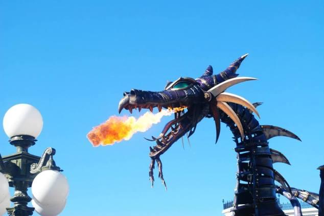 Leslie dragon
