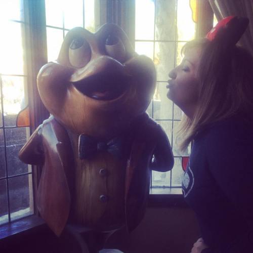 Melissa H Mr Toad