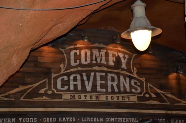 RSR Comfy Caverns