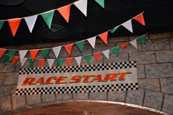 RSR Race Start