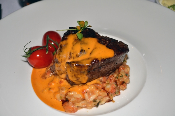 California Grill steak