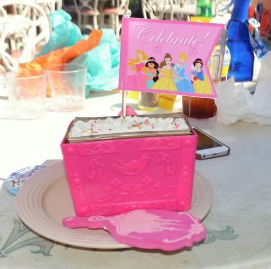 Hallie cake