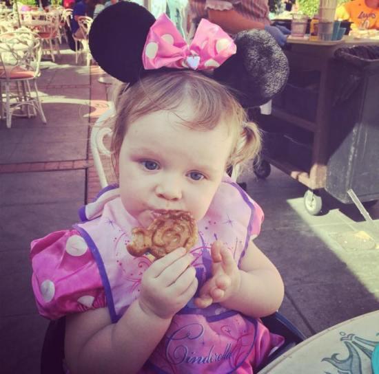 Hallie mickey waffle