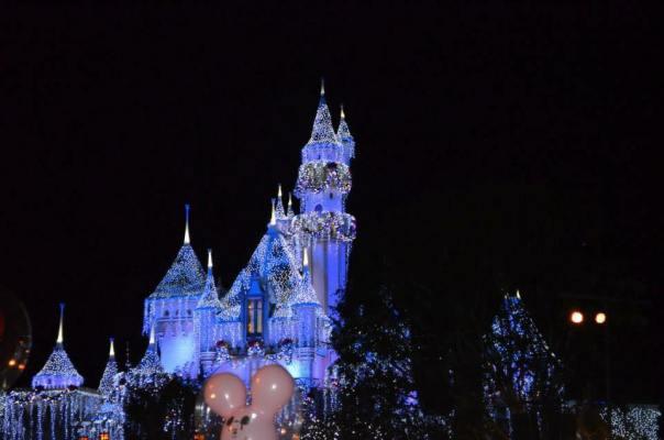 Castle sparkle