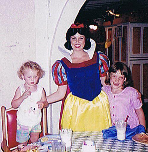 Kelsee Snow White