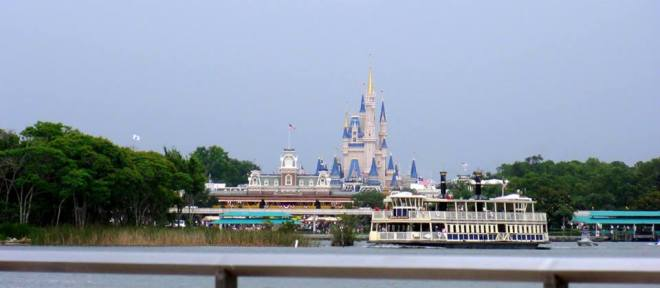 Magic Kingdom ferry