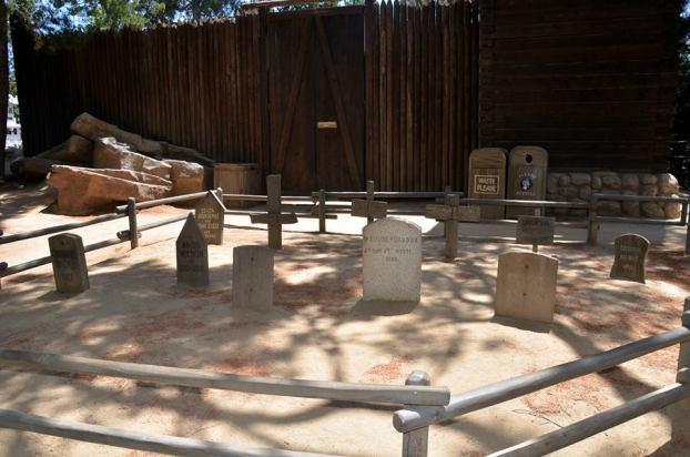 TSI graveyard