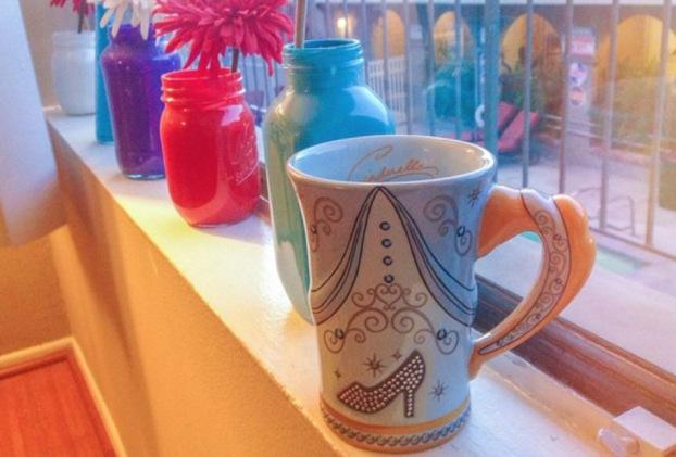 Cassie mug
