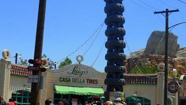 Luigi's tires