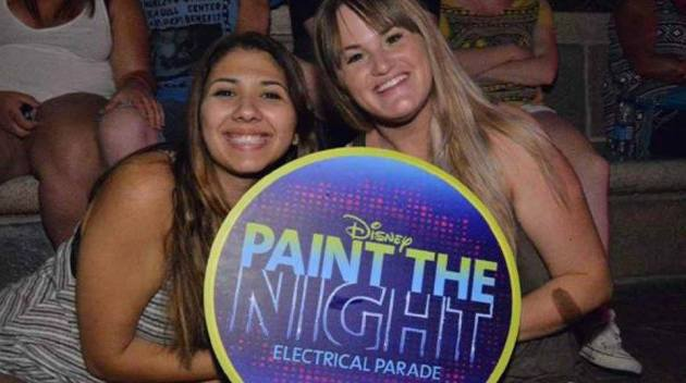 Cassie Paint the Night