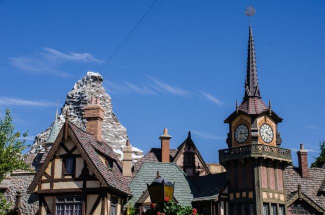 Fantasyland & Matterhorn