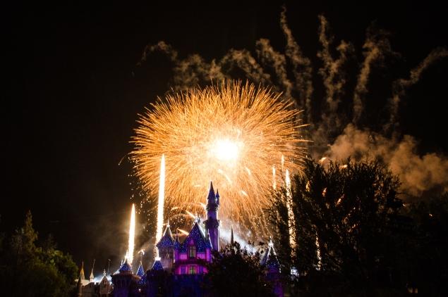 Finale 1 Disneyland forever