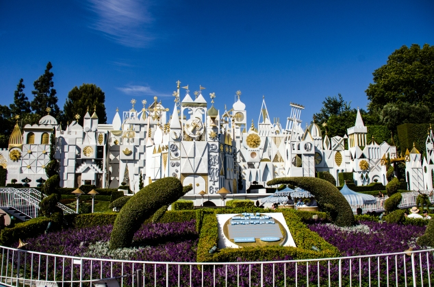 It's a Small World day