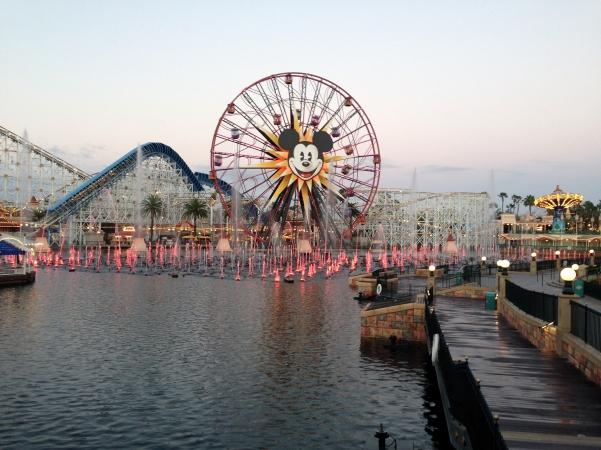 Paradise Pier 10K