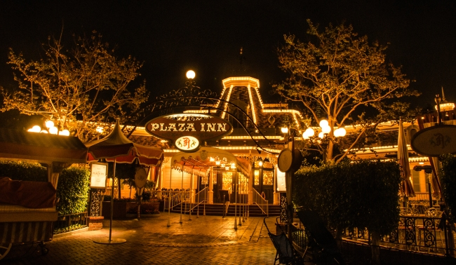 Plaza Inn night