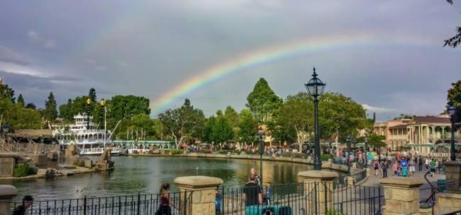 Cassie rainbow