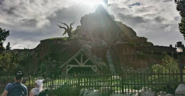 Cassie Splash Mountain