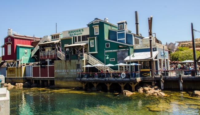 Pacific Wharf closer