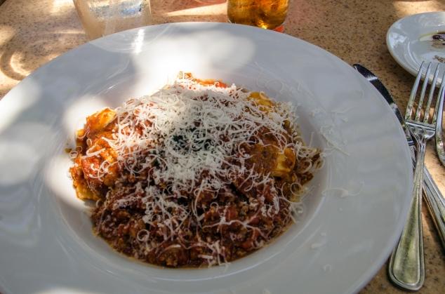 Wine Country lasagna