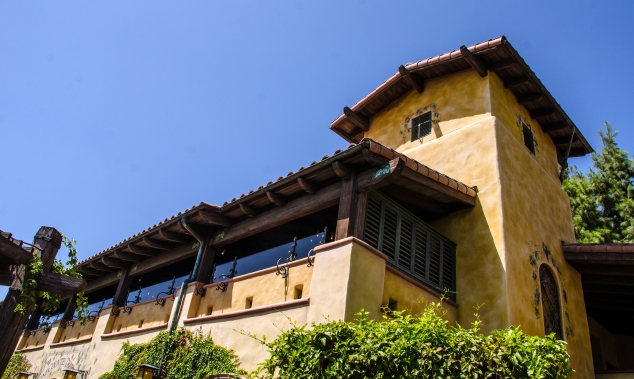 Wine Country Trattoria building