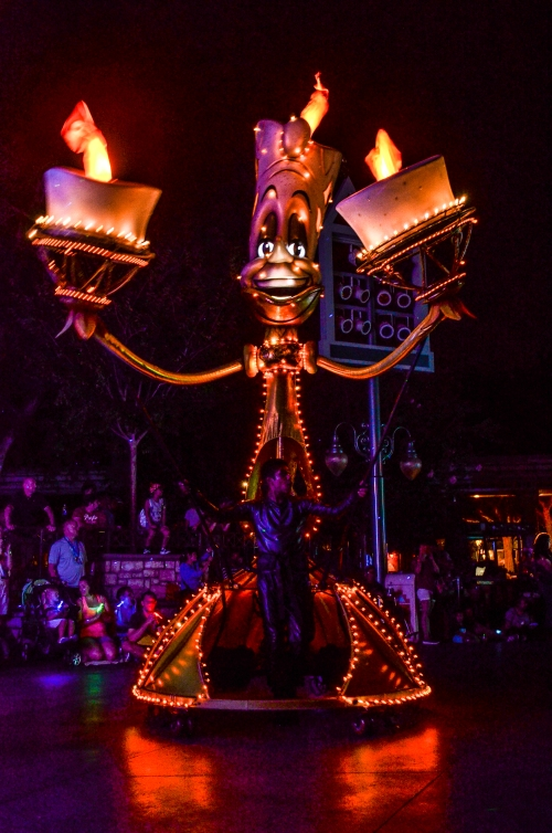 Lumiere Paint the Night