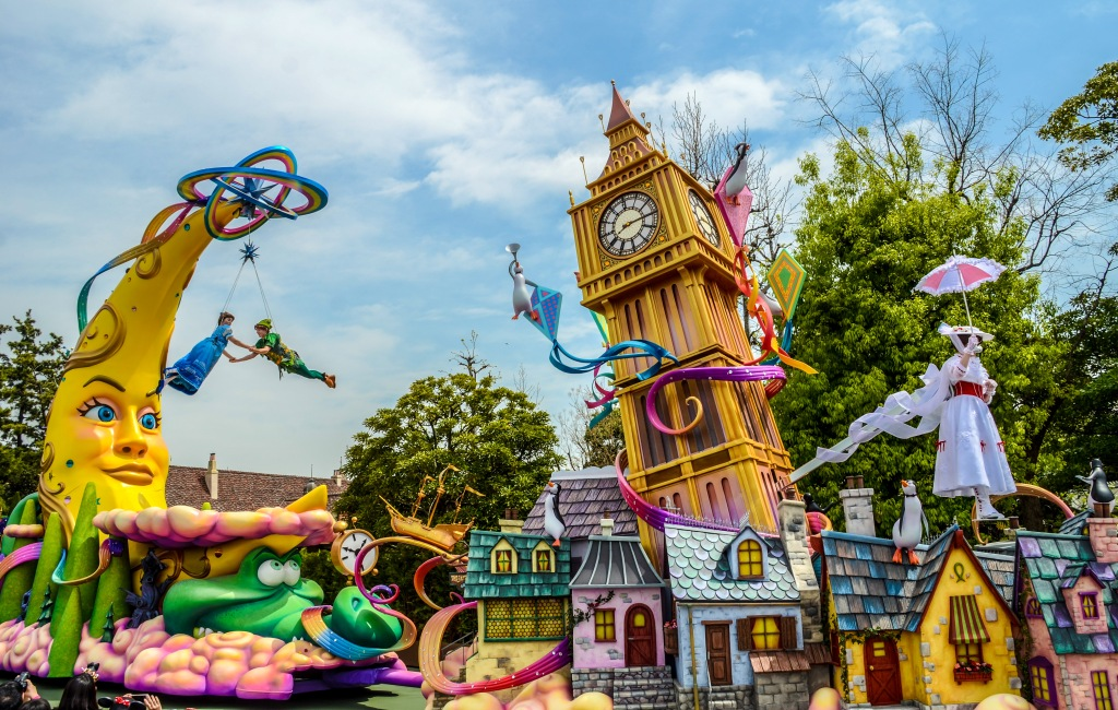 What Does A Tokyo Disney Resort Vacation Cost Wandering