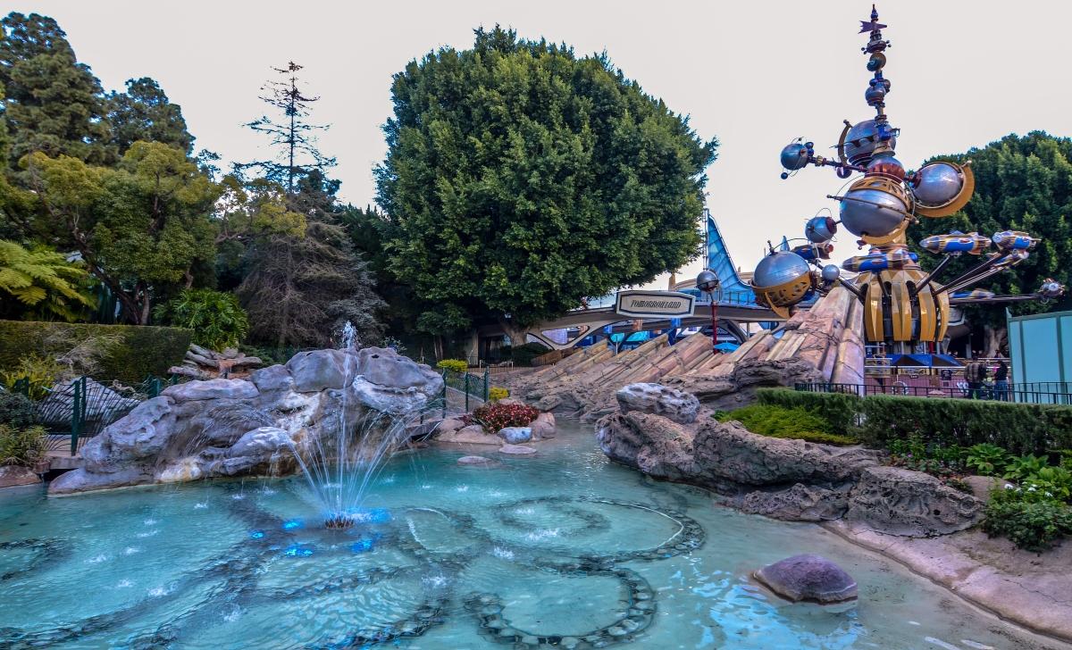 Being A Custodial Cast Member At Disneyland Resort